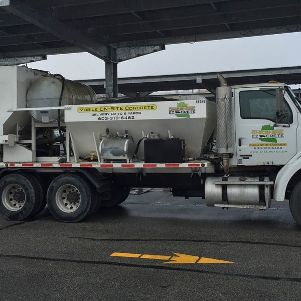EZ-CRETE Delivers Ready-mix Concrete from Keene, NH